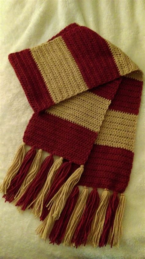hogwarts scarf pattern knit 17 best images about crochet on free pattern
