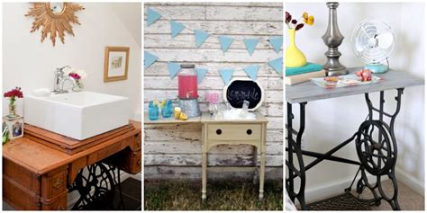 sewing table ideas repurposed sewing table ideas sewing table makeovers