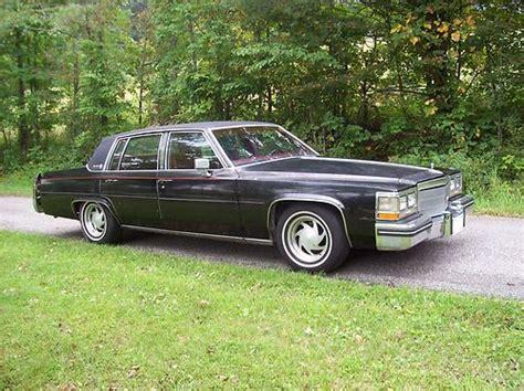 1984 Cadillac Sedan by Buy Used 1984 Cadillac Base Sedan 4 Door 5 0 In