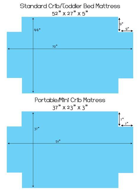 mini crib mattress dimensions crib sheet tutorial peek a boo pages
