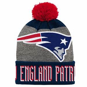 new patriots knit hat with pom new patriots youth ultimate cuffed knit hat w pom