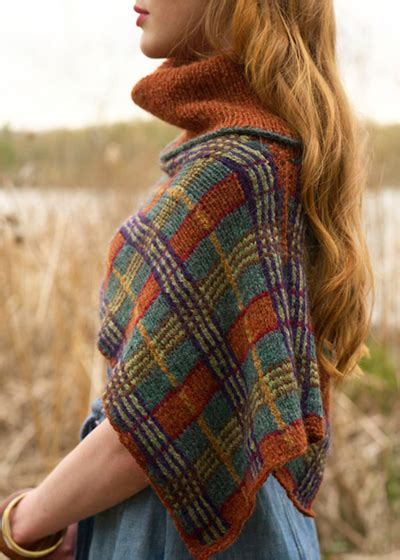tartan knitting ceilidh