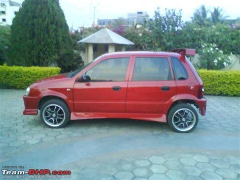 Modify Car Zen by Maruti Zen Modified Cars Pictures Www Pixshark
