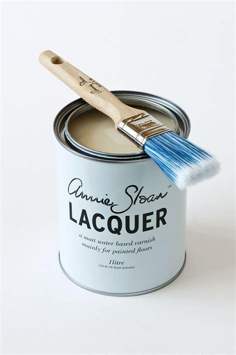 chalk paint lacquer sloan sloan lacquer