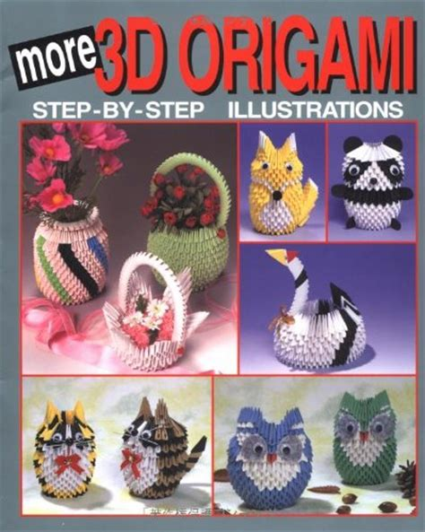 3d origami book free pdf global store books home garden crafts