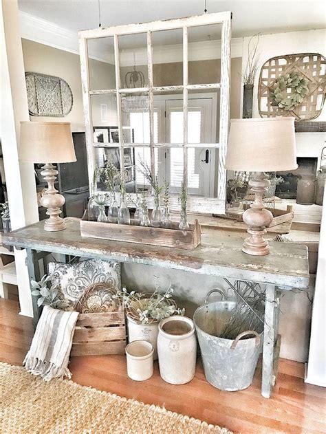ideas for sofa table decor best 25 rustic sofa tables ideas on