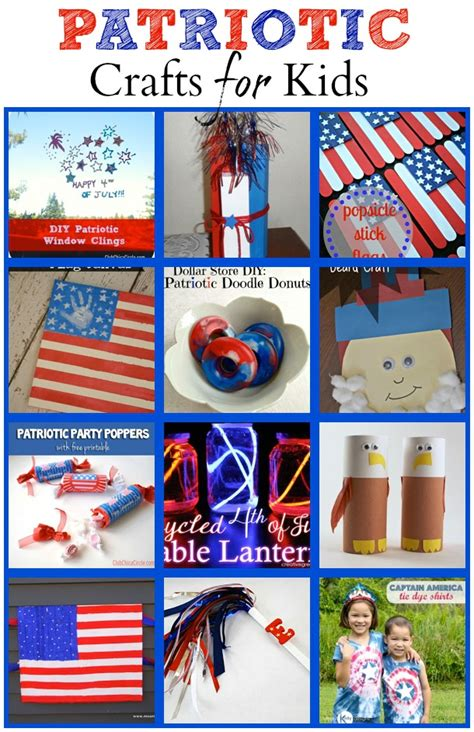 patriotic crafts for patriotic crafts for the joys of boys