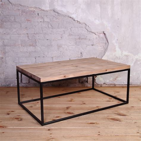 style coffee table industrial style coffee table by cosywood