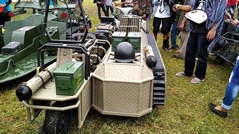 Modifikasi Vespa Army vespa modifikasi army inggris