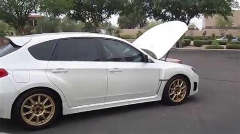 2009 Subaru Wrx Hatchback by 2009 Subaru Wrx Sti Hatchback White With Low