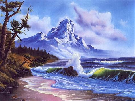 bob ross painting rocks 211 best paintings i d like to try images on
