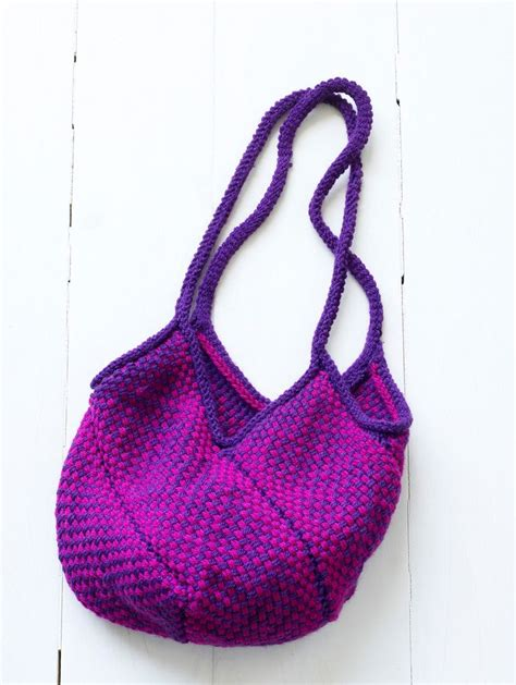 how to knit a bag on a loom free knitting loom patterns free loom woven pattern