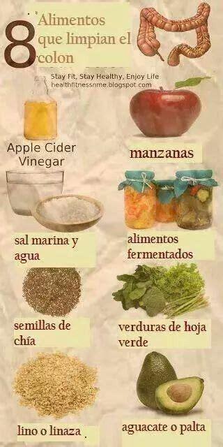 alimentos para limpiar el colon 33 best images about alimentos para el colon irritante on