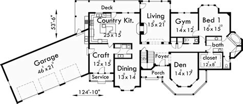 country kitchen floor plans house plans country kitchen house plans bonus room ov
