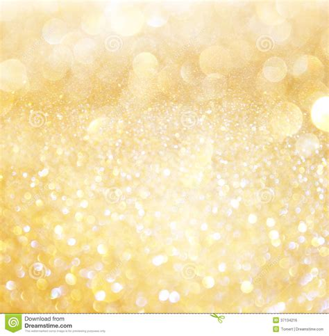 and gold lights white and gold abstract bokeh lights royalty free stock