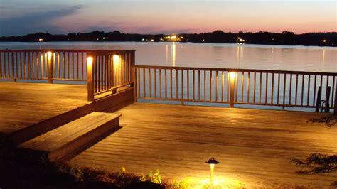 solar deck lighting systems deck lighting outdoor lighting perspectives of