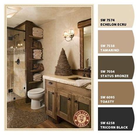 paint colors for rustic bathroom best 25 rustic paint colors ideas on