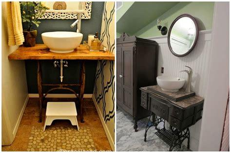 creative bathroom vanities 7 creative ideas for bathroom vanities page 2