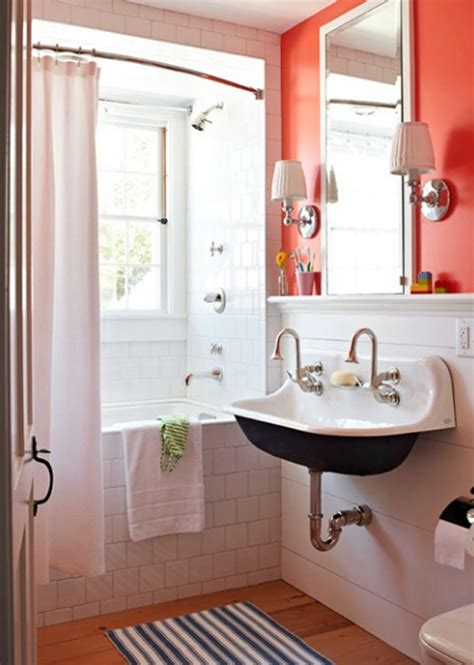 orange bathroom ideas orange bathroom decor ideas