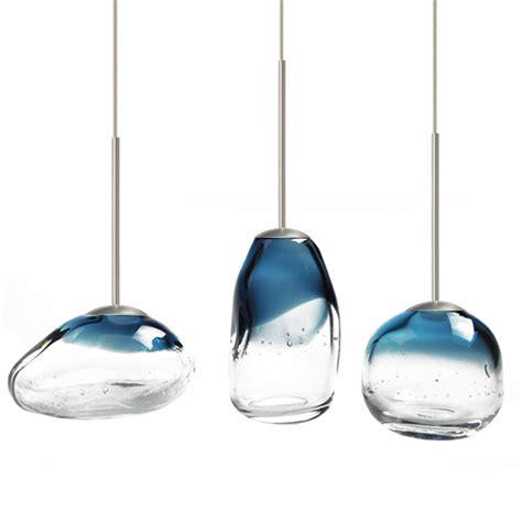 blown glass pendant lighting modern mini blown glass led pendant lighting 12103
