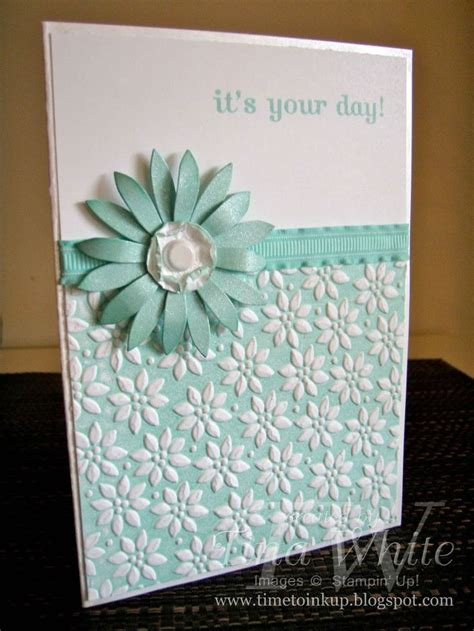 card embossing 25 best ideas about embossing folder on diy