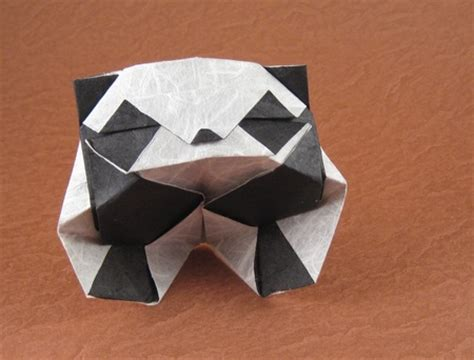 panda origami tanteidan 14th convention book review gilad s origami page