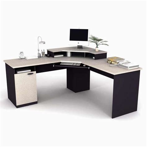 office desk workstation fill empty space with corner desk for computer