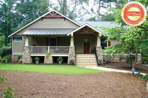 Raised Cottage House Plans home renovations before amp after articles atlanta home