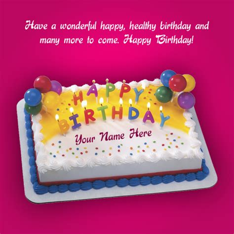 how to make a wonderful birthday card beautiful birthday greeting card with cake wishes