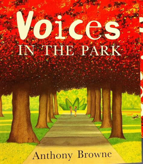 postmodern picture books picturebooks everyday voices in the park