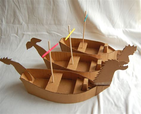 viking crafts for to make s pastiche boat festival a roundup of