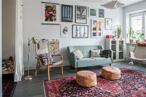 how to interior design bohemian vintage style interior design