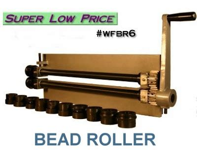 harbor freight bead roller fab bead roller modification the car