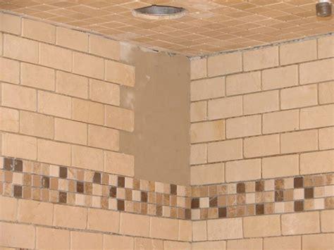 bathroom shower tile installation how to install tile in a bathroom shower how tos diy
