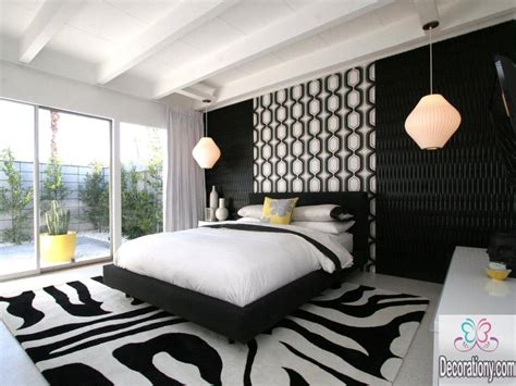 black and white modern bedrooms 35 affordable black and white bedroom ideas decorationy