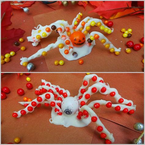 kid food crafts food crafts for spiders