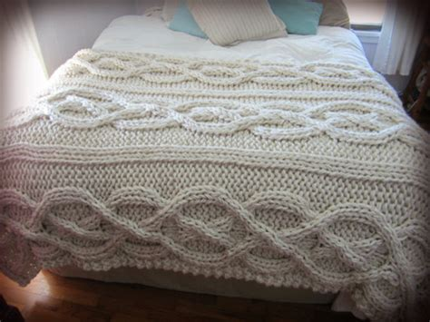 knit throws luxury oversize cable knit blanket by ozark s momma