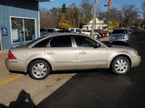 accident recorder 2007 ford five hundred parental controls service manual how does cars work 2006 ford five hundred seat position control intruder