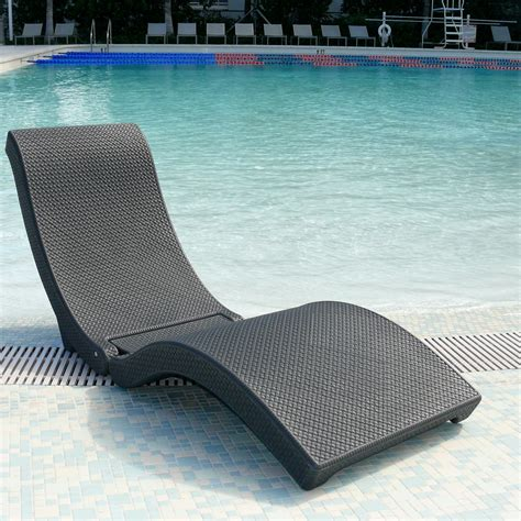 Water Chair by Water In Pool Chaise Lounge Chairs Outdoor Furniture