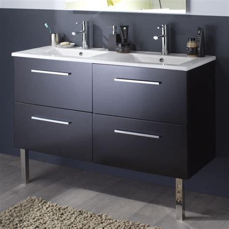 grand meuble salle de bain meuble vasque pas cher