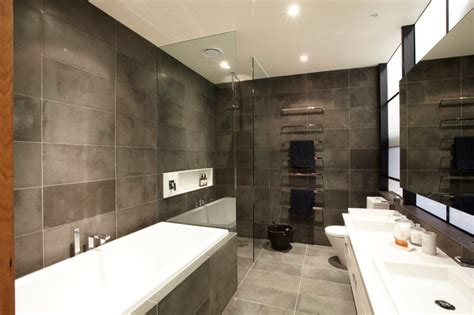 bathroom ideas melbourne richmond warehouse conversion industrial bathroom melbourne by k architects