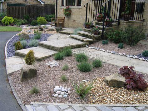 low maintenance garden ideas gravel gardens garden