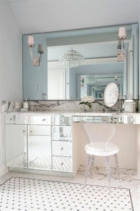 bathroom vanity with chair glam makeup vanity mugeek vidalondon