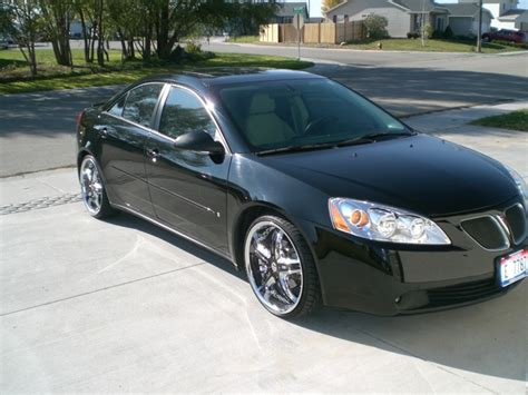 2006 Pontiac G6 by Teamnojoke 2006 Pontiac G6 Specs Photos Modification