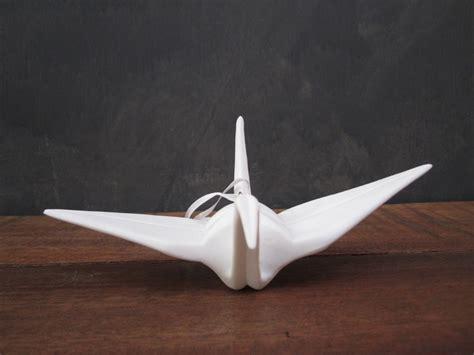 origami flying crane origami flying crane things i
