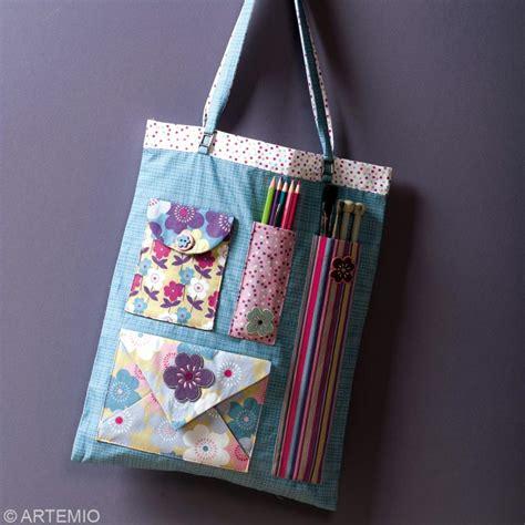 faire un sac en tissu pour les loisirs cr 233 atifs id 233 es et