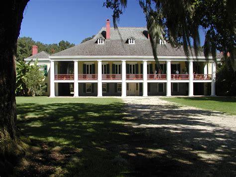 French Manor House Plans destrehan plantation manor photo john s perilloux