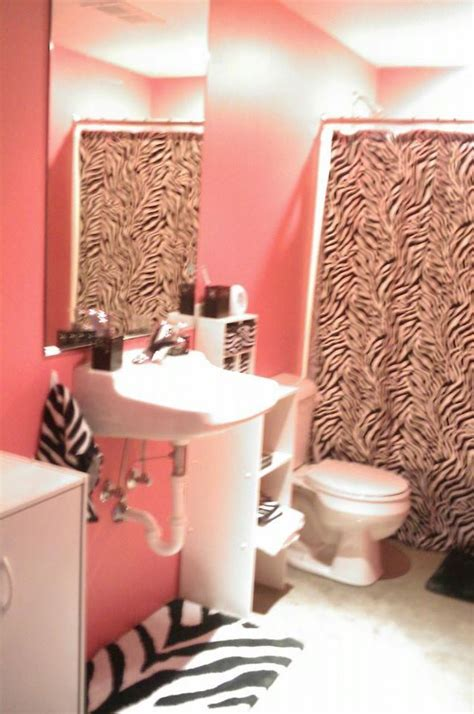 zebra print bathroom ideas zebra bathroom ideas information