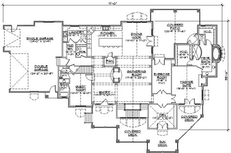 1 story luxury house plans luxury one story house plans home design and style