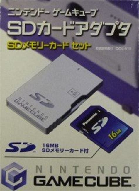 how to make a gamecube memory card buy nintendo gamecube nintendo gamecube japanese sd memory